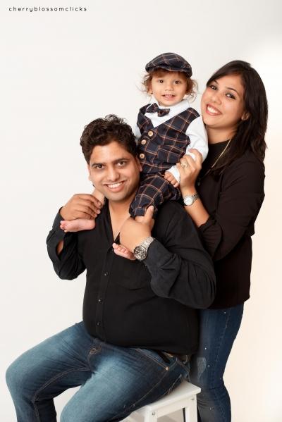 REYANSH & FAMILY