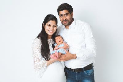 ABIR & FAMILY