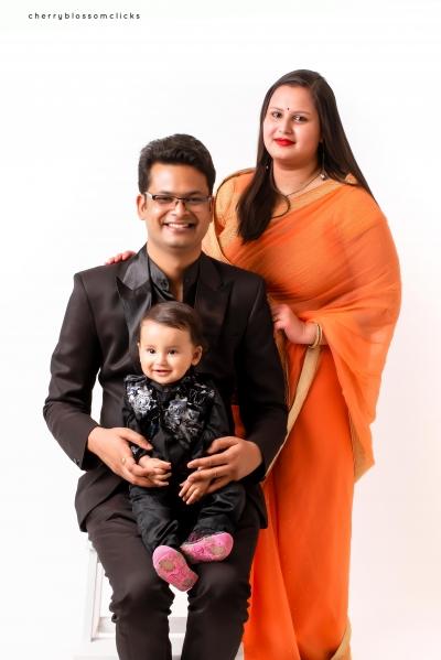 SHIVAAY & FAMILY