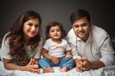 AYAN & FAMILY