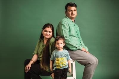 ADHVAR & FAMILY