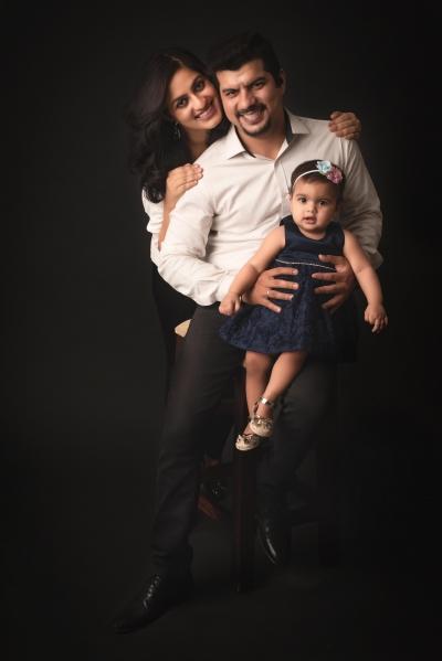 ERISHA & FAMILY