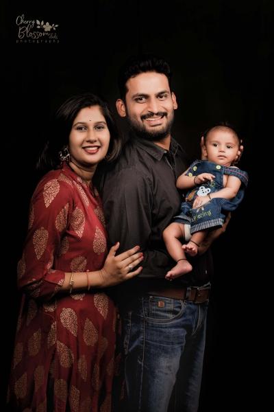JEYANSH & FAMILY