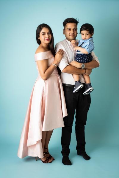 HRIDHAAN & FAMILY