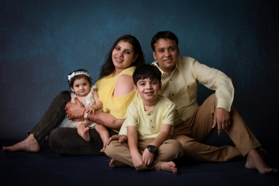 VANYA & FAMILY