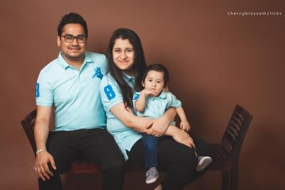 VIRAAJ & FAMILY