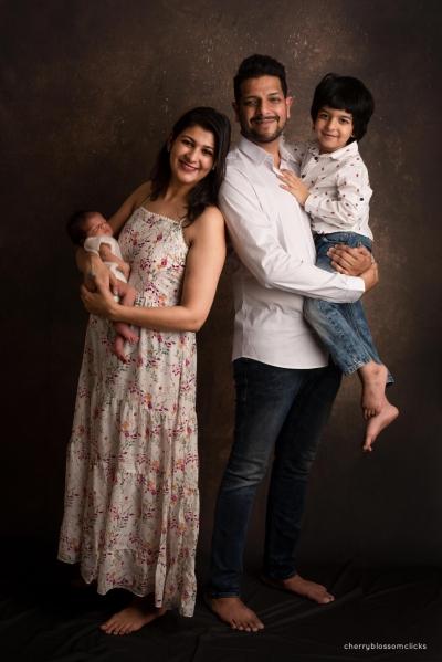 MIRA & FAMILY